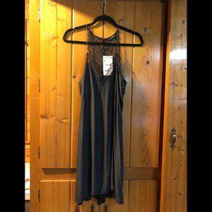 NWT Zara lace slip dress